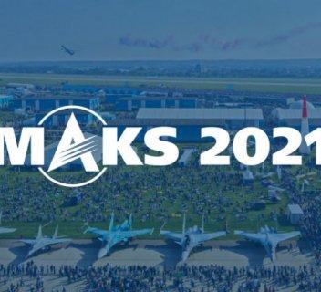 THE MAKS 2021 AIR SHOW - RUSSIA